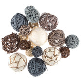 Greige Decorative Spheres